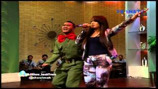 ZASKIA GOTIX [Bang Jono] Live At Show Imah (11-03-2014) Courtesy TRANS TV