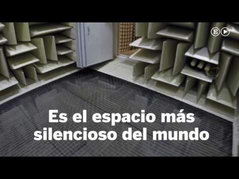 La sala más silenciosa del mundo | Tecnología