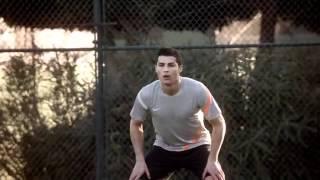 Nike Football : Rafael Nadal vs Cristiano Ronaldo