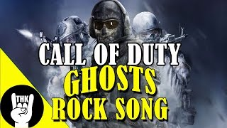 Repeat youtube video CALL OF DUTY GHOSTS ROCK RAP | TEAMHEADKICK