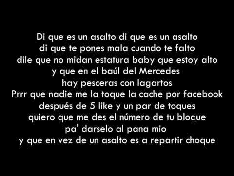 Almighty - Asalto (letra-Lyrics)