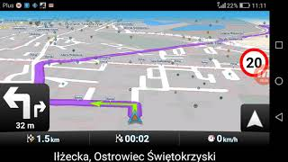 Nawigacja GPS Navigator cz3 screenshot 5