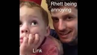 Rhett and Link as Vines Part 2