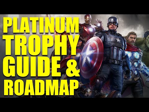 Marvels Avengers Platinum Trophy Walkthrough Guide And Roadmap (Spoiler Free) - PlayStation 4