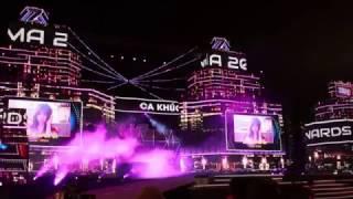 Hari Won - News - Zing Music Space 2016 - Giải thưởng ca khúc Pop Rock được yêu thích của năm