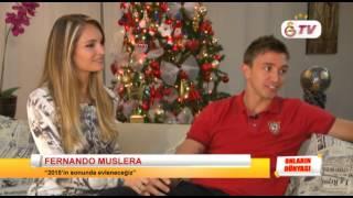 (0.60 MB) GSTV |  Onların Dünyası Fernando Muslera ve Patricia Callero Mp3