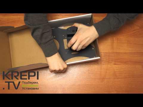 видео: Кронштейн для телевизора itech lcd-51
