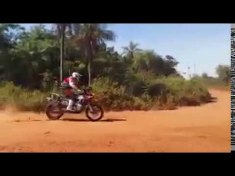 Dos tremendas caídas en otra jornada del Rally Dakar