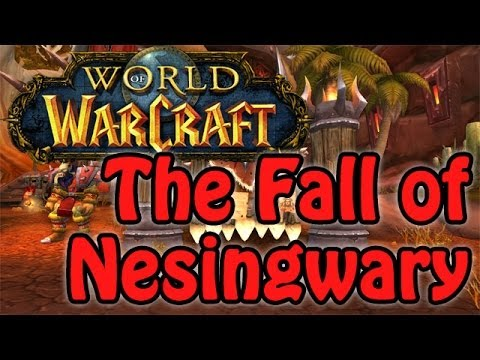 The Fall of Nesingwary: World of Warcraft Merged Realm Community Effects - MMO Anthropology