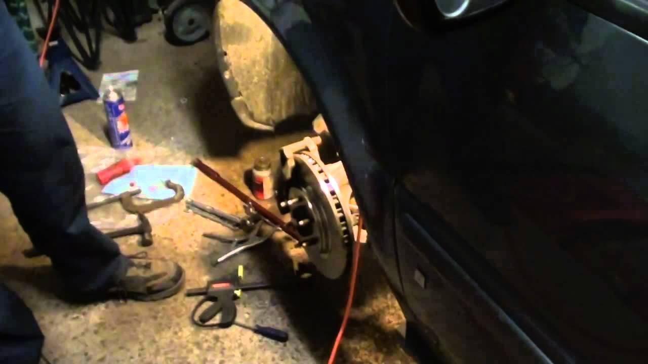 hight resolution of new brakes for my 2006 chevy uplander rigg
