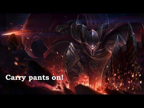 League of Legends   Pre-Season 6   Pantheon Jungle   Full Gameplay