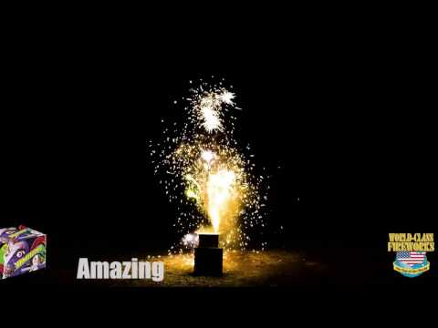 Amazing - World Class Fireworks