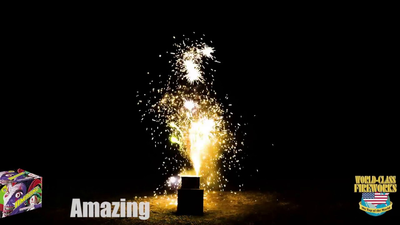 Amazing - World Class Fireworks - YouTube