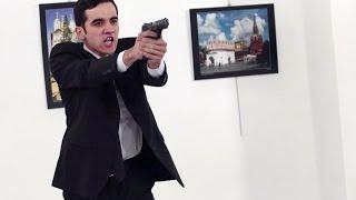 بالفيديو| رأي الشارع  في اغتيال السفير الروسي بتركيا