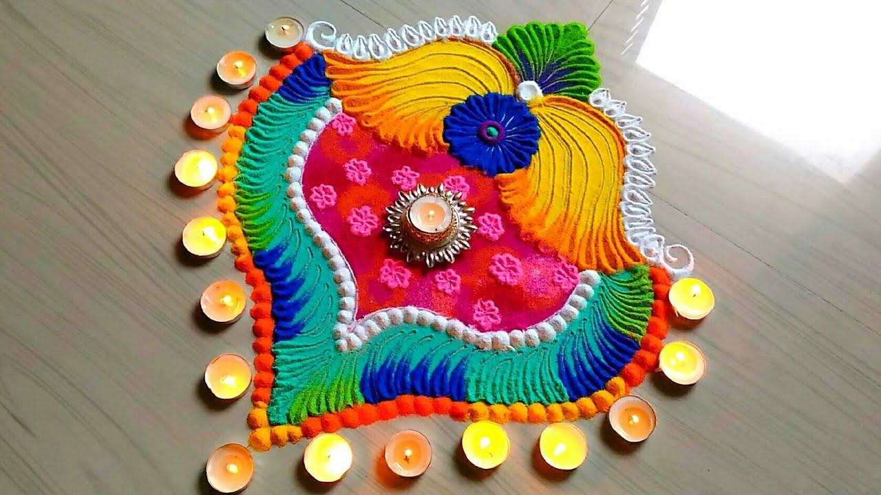 Diwali Rangoli designs 2019 – 2019