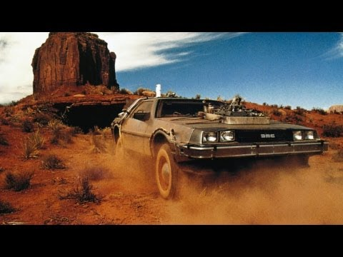 Back To The Future Part III (1990) - Trailer (HD/1080p)