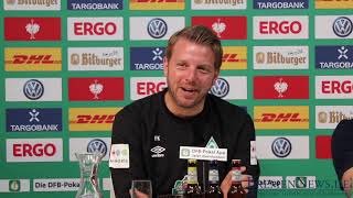 Werder Bremen Pressekonferenz [Komplett] 23.April - DFB-Pokal Halbfinale: SVW - FCB