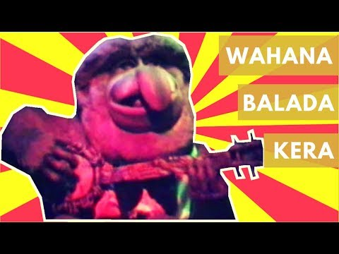 Wahana Balada Kera #dufan #ancol era tahun '85