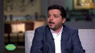 صاحبة السعادة | محمد هنيدي : اترفدت من كلية حقوق.. واتطردت من معهد التمثيل بسبب خالد الصاوي