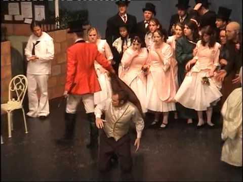 Ruddigore - Act I finale