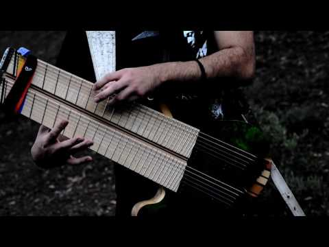 FELIX MARTIN Warms Up In a Forest (Two-Handed Tapping)
