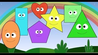 """Shapes are Everywhere"" 