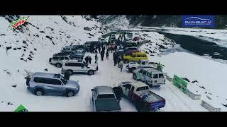 PakWheels Snow Cross Rally 2018   Highlights