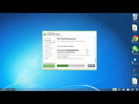1 Click PC Care + Serial Number