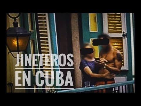 Jineteros En Cuba