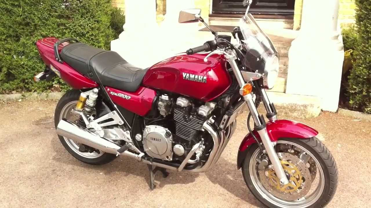 yamaha xjr 1200 sp 1994 top condition low miles very. Black Bedroom Furniture Sets. Home Design Ideas