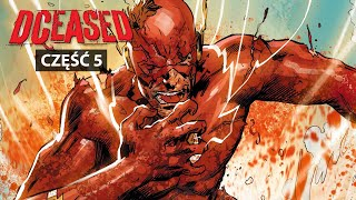 DCeased #5 - FLASH ZOMBIE