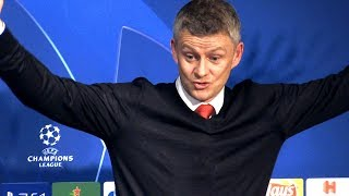 PSG 1-3 Man Utd (Agg 3-3) - Ole Gunnar Solskjaer Full Post Match Press Conference - Champions League