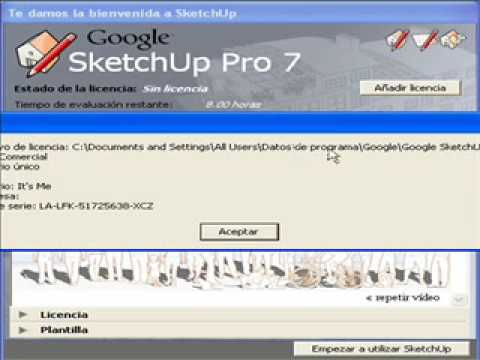 How to get google sketchup pro 7 for free voice over tu for Google sketchup converter