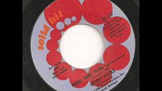 Benny Poole - Pearl, Baby Pearl