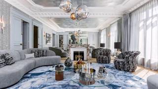 Paris luxury apartments Arc de Triomphe