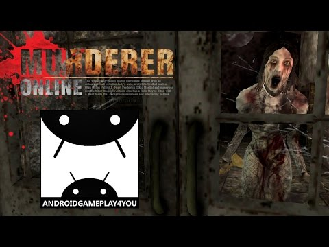 Murderer Online Android GamePlay Trailer (1080p)