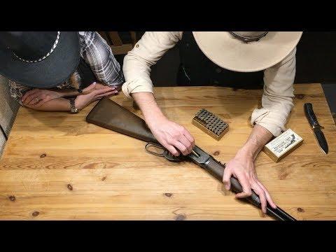 Umarex Legends Cowboy Lever Action - Unpacking