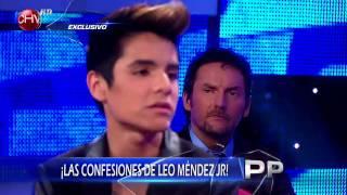 Baixar Leo Méndez revela detalles de la vida junto a DJ Méndez - Primer Plano