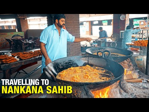 Nankana Sahib | Street Food & Travel | Biryani, Fish & Pakora | Sheikhupura | Pakistan Street Food
