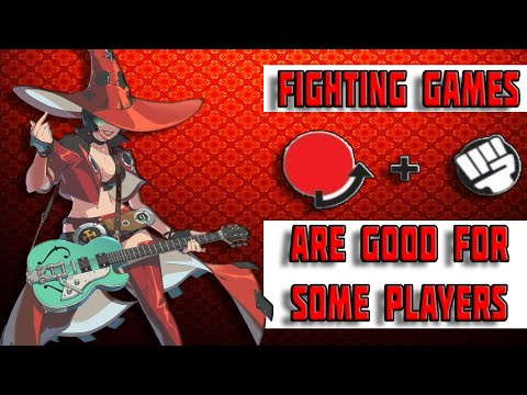 Why Fighting Games are Good for Some Players