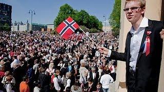 Traditionsenligt firas Norges nationaldag på Skansen den 17 maj!...