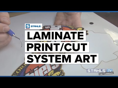 How To Add Lamination To Your Print And Cut Workflow