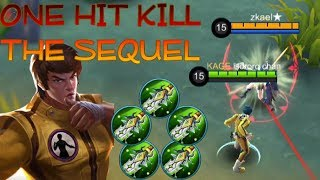 ONE HIT KILL CHOU THE SEQUEL