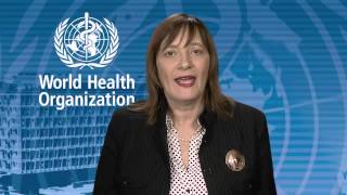 WHO: Dr Marie-Paule Kieny on the 11th International Classification of Diseases