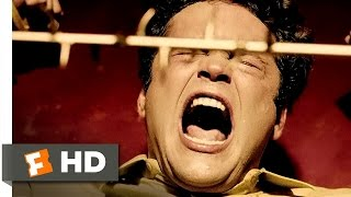 The Cell (4/5) Movie CLIP - Carl's Torture Chamber (2000) HD