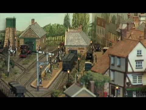 009 Model Layout – Kingston Regis