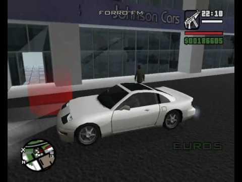 GTA San Andreas Alugue Carros Na Wang Cars