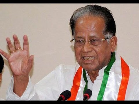 Tarun Gogoi Demands Assam Governor P.B Acharya's Suspension