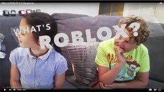 Che cos'è ROBLOX è pericoloso