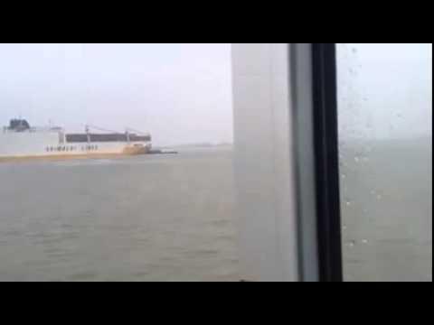 Grande Africa versus Barge .....